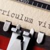 Il plurale di curriculum è curriculum!