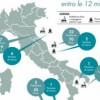 Trivelle e petrolio: la mappa delle piattaforme, dei pozzi e dei permessi entro le 12 miglia