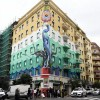 A Roma inaugurato il murales mangia-smog