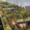 Uno sky garden per rinverdire il distretto commerciale di Shenzen