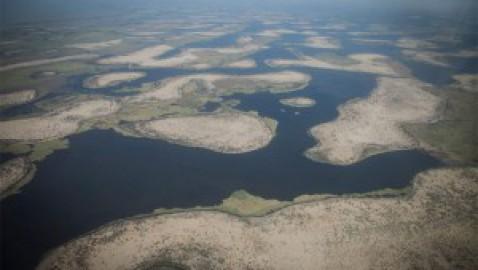 Quando nel Sahara c'erano i pescatori e fiumi e laghi collegati col Nilo