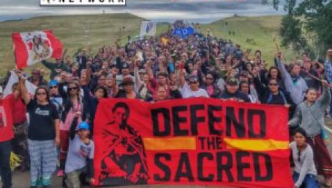 La resistenza indigena contro oleodotti e trivelle ha ridotto il 25% delle emissioni annuali di gas serra di Usa e Canada